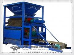 石英砂生产工艺流程